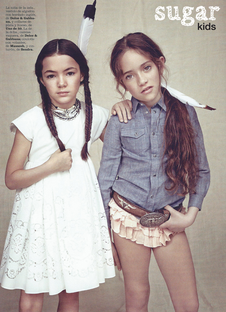 EDITORIAL NIÑOS MARIE CLAIRE WITH SUGAR KIDS. 20 marzo 2014. 9 8 7 6 ... e522a70bf9942