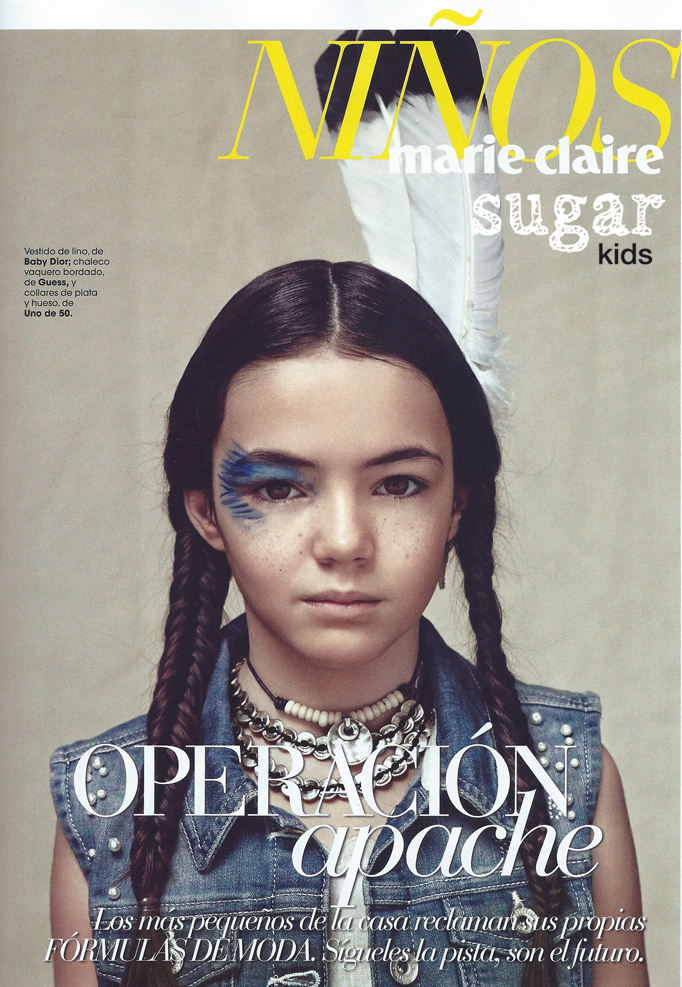 EDITORIAL NIÑOS MARIE CLAIRE WITH SUGAR KIDS - SugarKIDS 20b042297a808